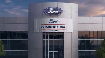 Ford Presidents Day Sales Event TV Spot, 'Voters Will be Very Happy: F-150' [T2] - Thumbnail 2
