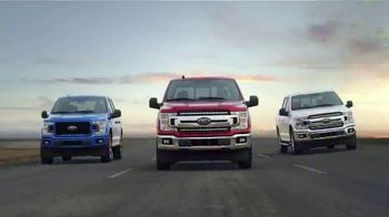 Ford Presidents Day Sales Event TV Spot, 'Voters Will be Very Happy: F-150' [T2]