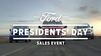 Ford Presidents Day Sales Event TV Spot, 'Voters Will be Very Happy: F-150' [T2] - Thumbnail 4