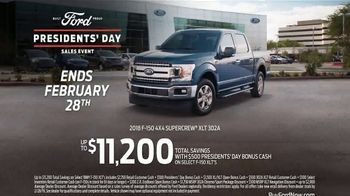 Ford Presidents Day Sales Event TV Spot, 'Voters Will be Very Happy: F-150' [T2] - Thumbnail 5
