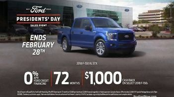 Ford Presidents Day Sales Event TV Spot, 'Voters Will be Very Happy: F-150' [T2] - Thumbnail 6
