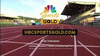 NBC Sports Gold TV Spot, 'Track and Field' - Thumbnail 10