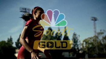 NBC Sports Gold TV Spot, 'Track and Field' - Thumbnail 4
