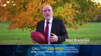Brad Bradshaw TV Spot, 'Staying Undefeated: Semi-Truck Injuries' - Thumbnail 1