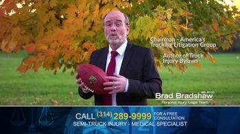 Brad Bradshaw TV Spot, 'Staying Undefeated: Semi-Truck Injuries' - Thumbnail 7