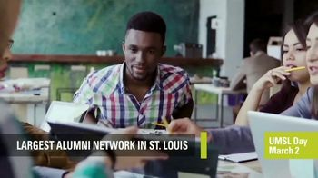 University of Missouri TV Spot, 'UMSL Day: Arts and Science' - Thumbnail 4