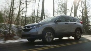 Honda Presidents Day Sales Event TV Spot, 'More Than Just Good' [T2] - Thumbnail 3