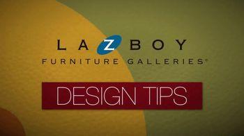 Urban Attitudes by La-Z-Boy TV Spot, 'Design Tips: The Perfect Sofa' - Thumbnail 1