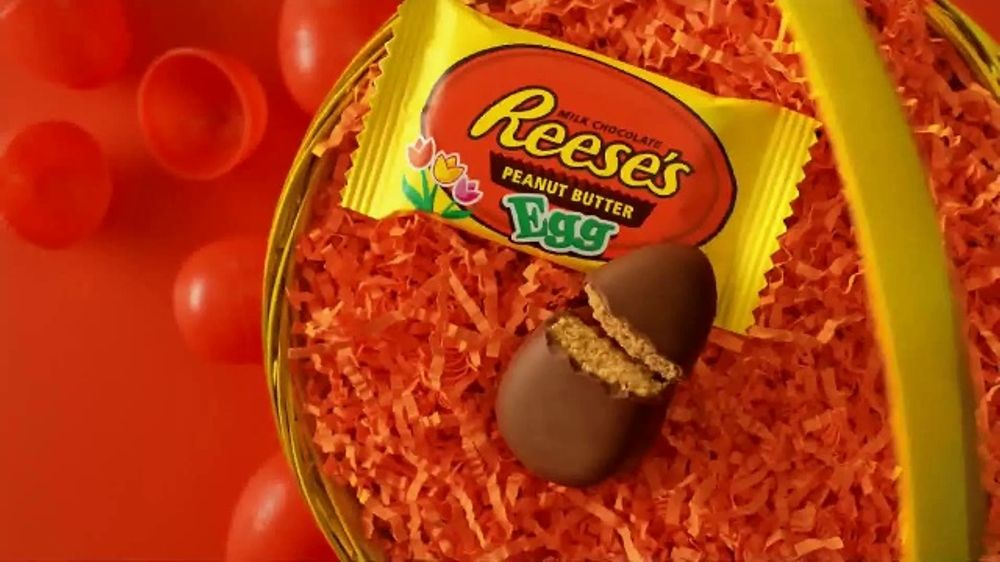 Reese's Peanut Butter Egg TV Commercial, 'Easter: In Plain Sight'