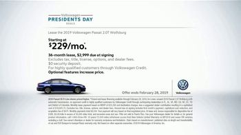 Volkswagen Presidents Day Deals TV Spot, 'Put the Pedal to the Whoa' [T2] - Thumbnail 5