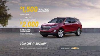 2019 Chevrolet Equinox TV Spot, 'Family Reunion' [T2] - Thumbnail 7