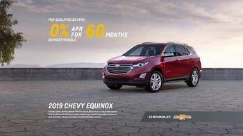 2019 Chevrolet Equinox TV Spot, 'Family Reunion' [T2] - Thumbnail 6