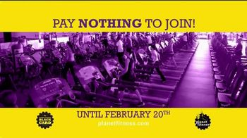 Planet Fitness Zero Down Black Card Sale TV Spot, 'Pay Nothing, Get Everything'
