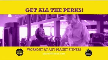 Planet Fitness Zero Down Black Card Sale TV Spot, 'Pay Nothing, Get Everything' - Thumbnail 5