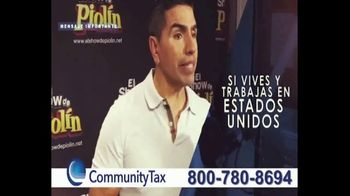 Community Tax TV Spot, 'Impuestos' con El Piolín [Spanish]
