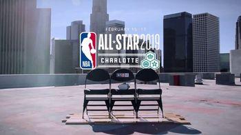 NBA on TNT VR App TV Spot, 'Courtside Anywhere: 2019 All Star' - Thumbnail 9