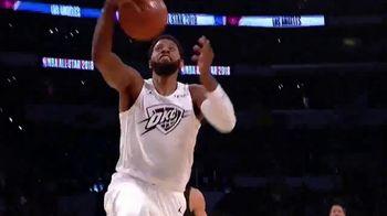 NBA on TNT VR App TV Spot, 'Courtside Anywhere: 2019 All Star' - Thumbnail 5