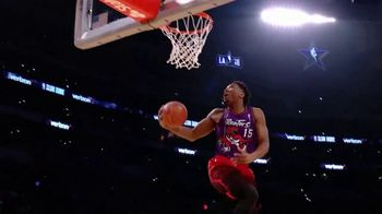 NBA on TNT VR App TV Spot, 'Courtside Anywhere: 2019 All Star' - Thumbnail 6