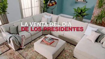 Macy's La Venta del Día de los Presidentes TV Spot, 'Súper compras en muebles' [Spanish] - Thumbnail 1