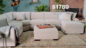 Macy's La Venta del Día de los Presidentes TV Spot, 'Súper compras en muebles' [Spanish] - Thumbnail 3