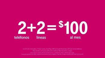 T-Mobile Unlimited TV Spot, 'La mejor madre' canción de Frankie Avalon [Spanish] - Thumbnail 8