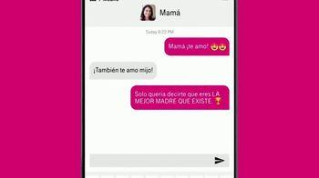 T-Mobile Unlimited TV Spot, 'La mejor madre' canción de Frankie Avalon [Spanish] - Thumbnail 3