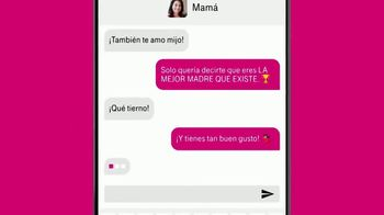 T-Mobile Unlimited TV Spot, 'La mejor madre' canción de Frankie Avalon [Spanish] - Thumbnail 4