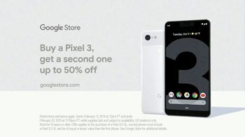 Google Pixel 3 TV Spot, 'Color: 50 Percent Off' Song by Childish Gambino - Thumbnail 9