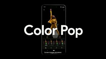 Google Pixel 3 TV Spot, 'Color: 50 Percent Off' Song by Childish Gambino - Thumbnail 7