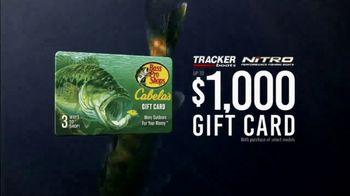 Tracker Boats TV Spot, 'Big Water Means Big Fish: Gift Card' - Thumbnail 7