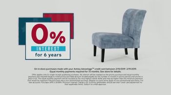 Ashley HomeStore Presidents Day Sale TV Spot, 'Final Week: 30 Percent Off' Song by Midnight Riot - Thumbnail 5