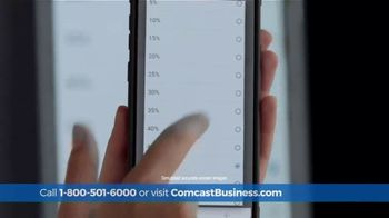 Comcast Business TV Spot, 'Fast Business Solutions' - Thumbnail 6