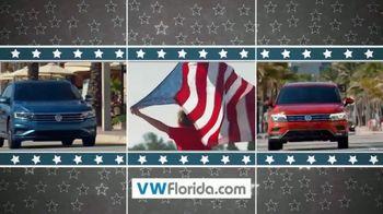 Volkswagen Presidents Day Deals TV Spot, 'Florida: Drive Home a Winner' [T2] - Thumbnail 1