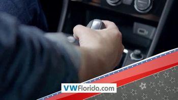 Volkswagen Presidents Day Deals TV Spot, 'Florida: Drive Home a Winner' [T2] - Thumbnail 3