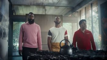 State Farm TV Spot, \'Explosion\' Featuring James Harden, Chris Paul