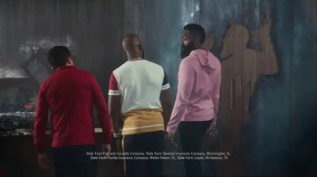 State Farm TV Spot, 'Explosion' Featuring James Harden, Chris Paul