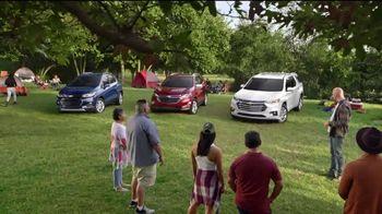 2019 Chevrolet Equinox TV Spot, 'Reunión familiar' [Spanish] [T2] - Thumbnail 3