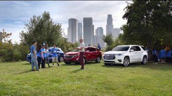 2019 Chevrolet Equinox TV Spot, 'Reunión familiar' [Spanish] [T2] - Thumbnail 4