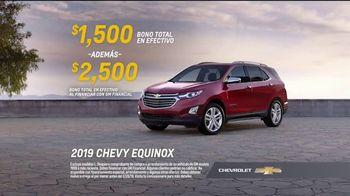 2019 Chevrolet Equinox TV Spot, 'Reunión familiar' [Spanish] [T2] - Thumbnail 6