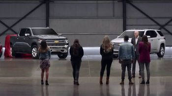 2018 Chevrolet Silverado TV Spot, 'Entusiasmo' [Spanish] [T2] - Thumbnail 1