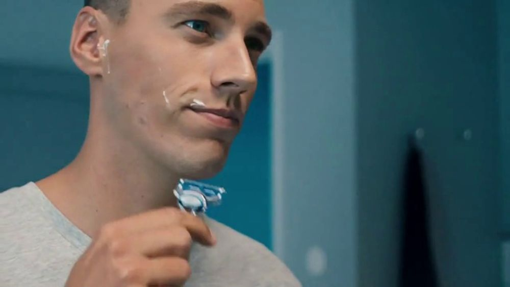 Gillette SkinGuard TV Commercial, 'A Razor Just for Men' - Video