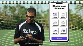 The Zebra TV Spot, 'Coming At You' - Thumbnail 4