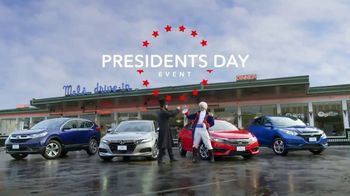 Honda Presidents Day Event TV Spot, 'Time Bomb' [T2]