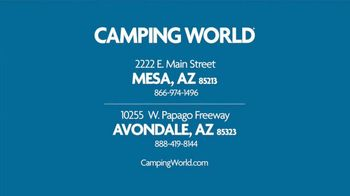 Camping World Trade In & Trade Up Event TV Spot, 'Camping Season' - Thumbnail 10