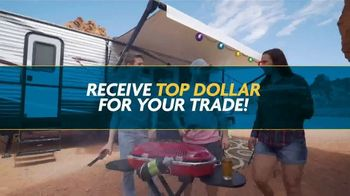 Camping World Trade In & Trade Up Event TV Spot, 'Camping Season' - Thumbnail 4