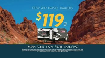 Camping World Trade In & Trade Up Event TV Spot, 'Camping Season' - Thumbnail 5