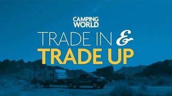 Camping World Trade In & Trade Up Event TV Spot, 'Camping Season' - Thumbnail 9