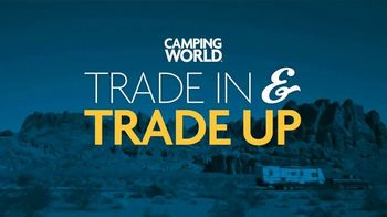 Camping World Trade In & Trade Up Event TV Spot, 'Camping Season'