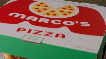 Marco's Pizza TV Spot, 'It Takes Two' - Thumbnail 1