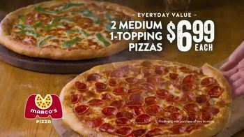 Marco's Pizza TV Spot, 'It Takes Two'